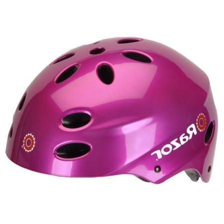 Pink Wheels Dune Racer, Razor & Pad Set, Power Fisher-Price Dune Helmet, Pads Kids Sports