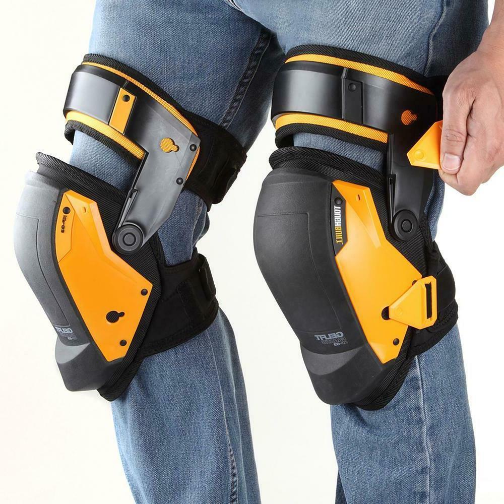 Professional GEL Knee Construction Comfort Protectors Work