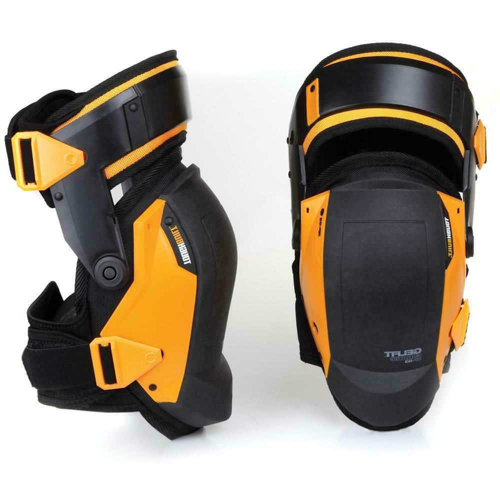 professional gel knee pads construction pair comfort
