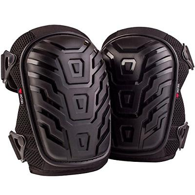 professional knee pads with heavy duty foam