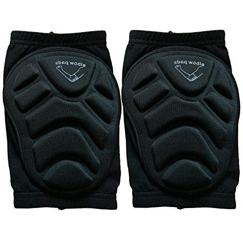 Guide Protective Pads Support Compression Padded Sleeve Protective Basketball