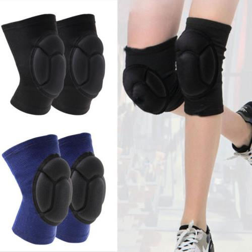 Protector Sponge Adjustable Volleyball Support Sport Pair