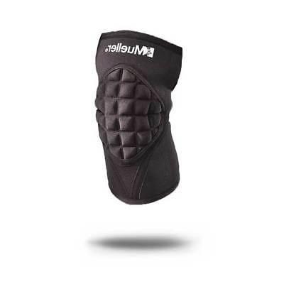 shokk knee pads neoprene blend sleeve reinforced