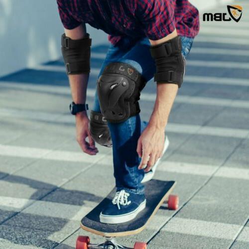 Skating Gear Sets Elbow Knee Bike Skateboard For 3
