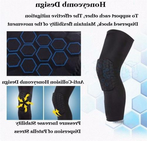 Hex Protective Knee Pads Compression Knee