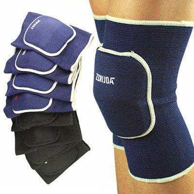 Sport Volleyball Dance Football Basketball Thicken Spong Knee Pads Cap Kneepad