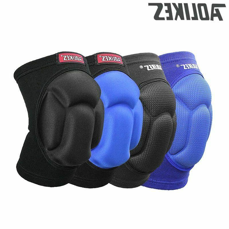 sports knee pads pair protective gear thickening
