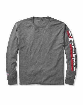 Champion T-Shirt Classic Jersey Vertical Soft