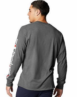 Champion T-Shirt Men's Classic Jersey Vertical