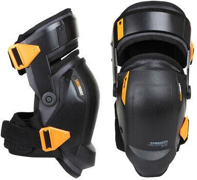 thigh support stabilization knee pads adjustable impact