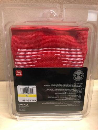 Under Armour Volleyball Knee Pads Red Adult
