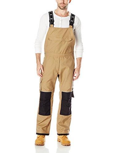 work wear chelsea construction bib