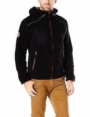 workwear men s chelsea pile polartec hoodie