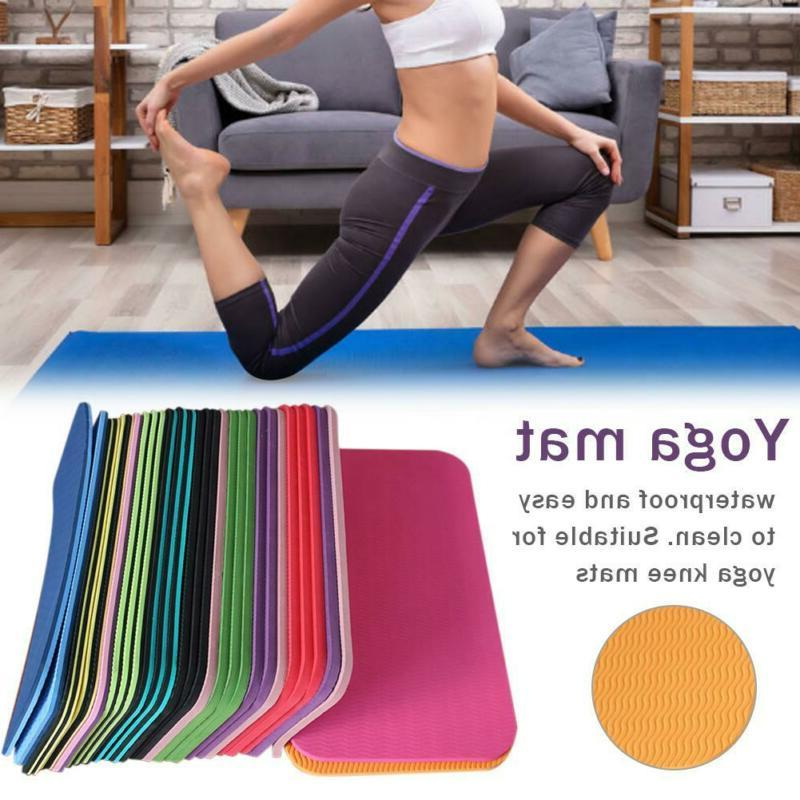 Yoga Pad Cushion Soft Foam Yoga Mat Support Exercise