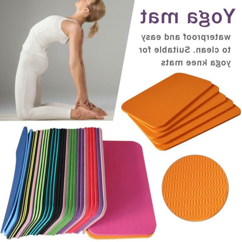 Yoga Knee Pad Soft Mat Support Exercise
