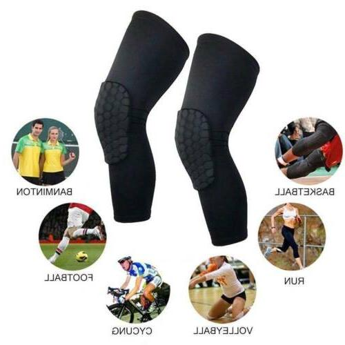 Youth Knee Support Leg Brace Protect Sport