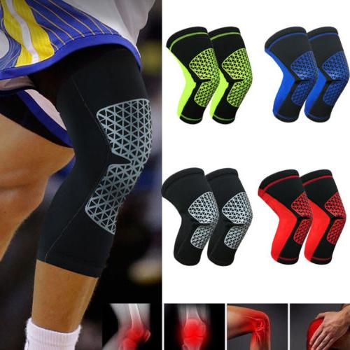 Youth Pad Support Knee Sleeve Sports