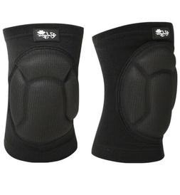 Large Bodyprox Protective Knee Pads, Thick Sponge Anti-Slip,