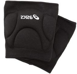 Asics Low Ace Volleyball Knee Pads, White Or Black, ZD0925,