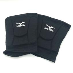 Mizuno LR6 Black Volleyball Knee Pads Authentic Size Large