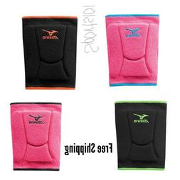 Mizuno LR6 Highlighter Volleyball Knee Pads 480119