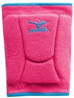 Mizuno LR6 Highlighter Volleyball Kneepads - Pink/Diva Blue