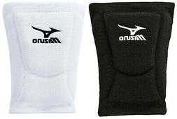 Mizuno LR6 Volleyball Knee Pads One Pair White Black Small M