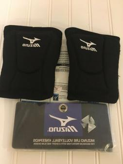 Mizuno LR6 Volley Ball Knee Pads New Black Small