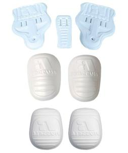 Martin / Russell ADULT Football 7 Piece Slotted Pad Set - Kn