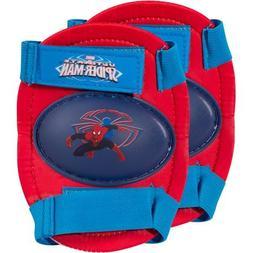 Marvel Marvel Spider-Man Kid's Rollerskates with Knee Pads,