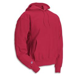 Champion Men's Reverse Weave Hooded Pullover Athletic Solid
