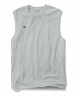 Champion Mens Jersey Atheltic Fit Muscle Tee Classic Cotton