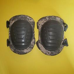 Military McGuire-Nicholas New Knee  Pads Issue Digital Camo