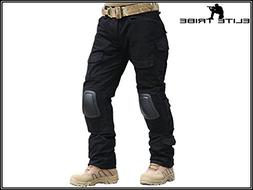 Men Military Tactical Gear Airsoft Paintball Trousers BDU Co