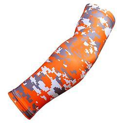 Nexxgen Sports Apparel Moisture Wicking Compression Arm Slee