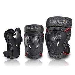 JBM Presents Special Multi Sport Protective Gear Knee Pads a