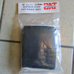 Tag Collegiate Multi-Purpose Knee/Elbow Pad - Black - Medium