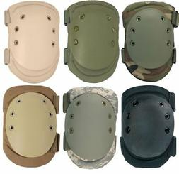Multi-Purpose Tactical Knee Pads Protection SWAT Paintball A
