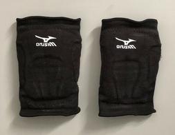 Mizuno MZ-VS1 Volleyball Knee Pads Black Size Medium