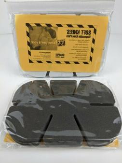 new 1012 disposable knee pads 10 pair