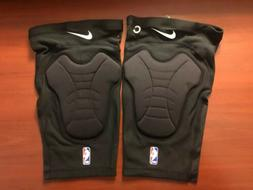 New Nike Pro Padded Basketball Knee Compression Sleeve Pair