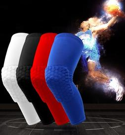NEW Sport Sleeve Knee Support Brace Knee Pads Basketball Ela