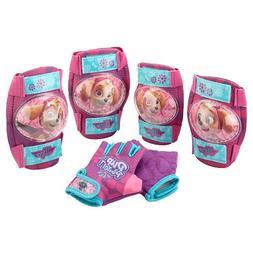 Nickelodeon Paw Patrol Skye Elbow, Knee, Gloves Protection P