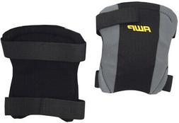 Non-Marring Polyester-Cap Knee Pads Hook-and-Loop Closure Sy