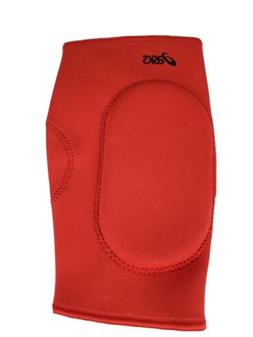 NWT Asics Wrestling Reversible Red Knee Pad Neoprene Size XL