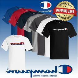 Original Champion Men's Classic Jersey Script T-Shirt