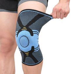 Outdoor Sport Knee Pads Adult Knee Pad Brace Support Leg Elb