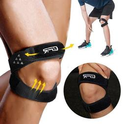 Pad Patella Knee Strap Tendon Support Adjustable Brace Prote