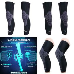 Coolomg (Pair Basketball Knee Pads For Kids Youth Adult Nebu