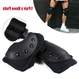 Pair Hard Shell Knee Pads for Work safety Protection Foam Sp